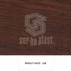 Serbaplast-Colori-oscurante-alluminio-RENOLIT-NOCE-K28