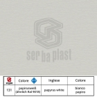 Serbaplast-Colori-serramenti-PVC-Bianco-papiro