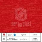 Serbaplast-Colori-serramenti-PVC-Rosso-carminio