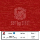 Serbaplast-Colori-serramenti-PVC-Rosso-rubino