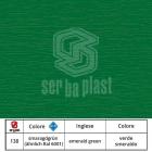 Serbaplast-Colori-serramenti-PVC-Verde-smeraldo
