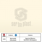 Serbaplast-Colori-serramenti-PVC-Spectral-Bianco-Ral-9010-Ultraopaco