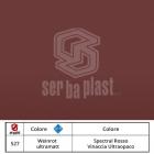 Serbaplast-Colori-serramenti-PVC-Spectral-Vinaccia-Ultraopaco