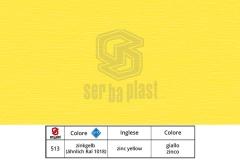 Serbaplast-Colori-serramenti-PVC-Giallo-Zinco