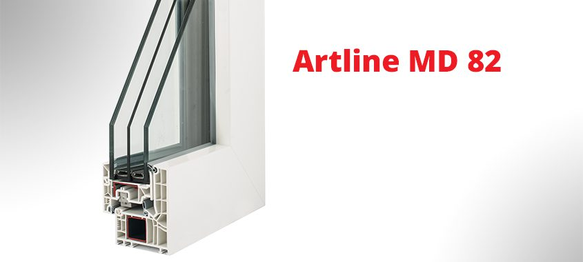 ARTLINE MD82