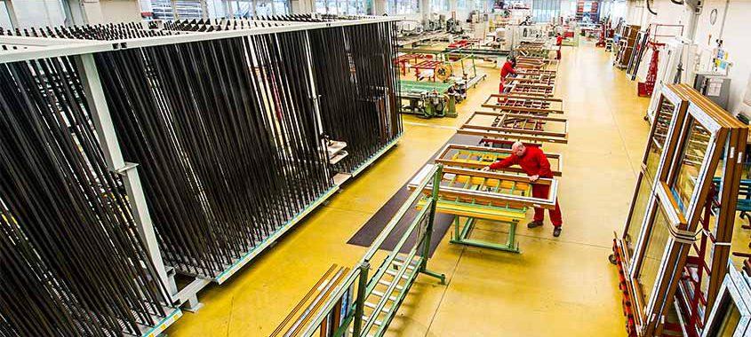 Serbaplast – Produzione e posa infissi PVC Bergamo