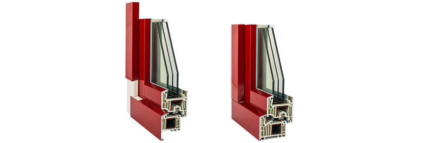 I Complementi dei serramenti | Linea PVC Alluminio