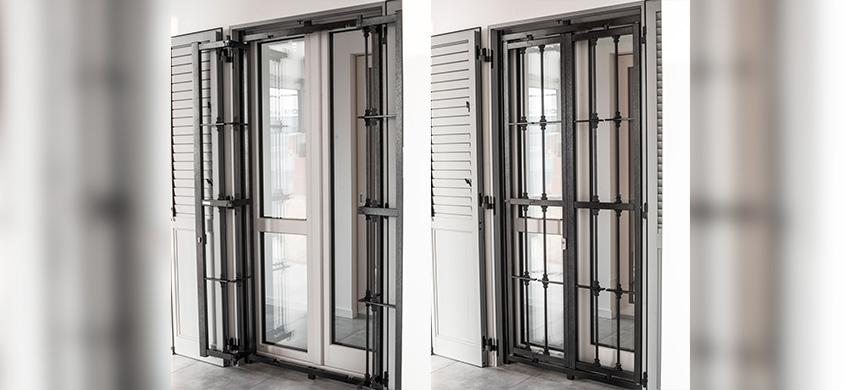 I Complementi dei serramenti | cencelletti di sicurezza