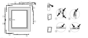 manutenzione serramenti serbaplast