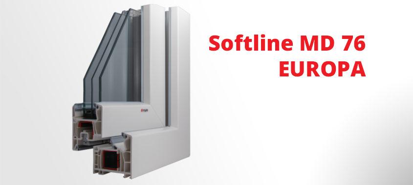 SOFTLINE MD 76 EUROPA